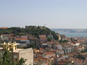 View of Castelo, Lisbon