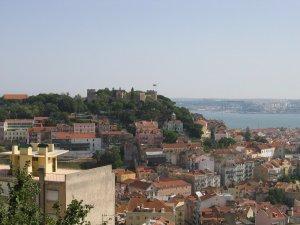 View of Castelo, Lisbon