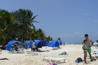 Johnny Cay beach