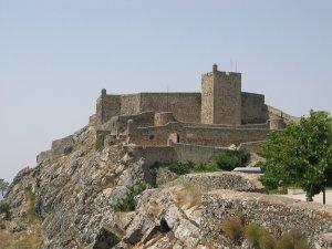 Marvelous Marvao castle