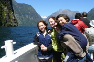 Last day, Milford Sound